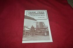 Farm Feed Processed With Portable Grinder Mixer Dealers Brochure Yabe10