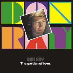Don Ray Andbull The Garden Of Love New And Sealed Import 24 Bit Remastered Cd