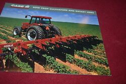 Case International Row Crop Cultivators And Rotary Hoes Brochure Yabe10 Ver7