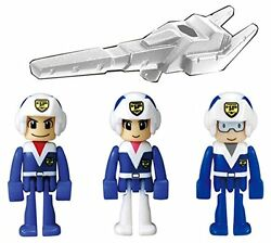 Takara Tomy Tomica Hyper Blue Police Hbp Personnel And Hbp Weapon Set A