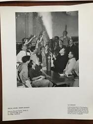 1959 Kodak National Photo Contest For High School Students- Lab Experiment