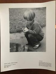 1959 Kodak National Photo Contest For High School Students- Spring Time