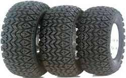 25-10.5-12 Carlisle All Trail 4ply Tire  (Set of 4 tires only)