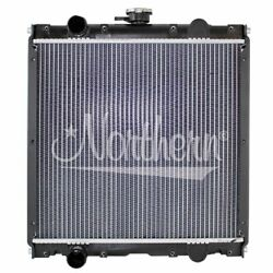 Made To Fit Ford New Holland Case Ih Tractor Radiator 16 3/4 X 17 5/8 X 1 3/4