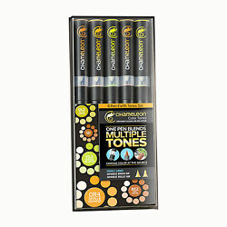 Chameleon 5 Pen Earth Tones Set CT0503 Color Tones Markers