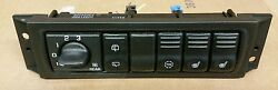 01 02 03 04 05 CHEVY VENTURE REAR CLIMATE TEMPERATURE CONTROL WITH (TCS)