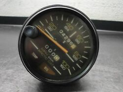 89 1989 Arctic Cat 530 Ext Snowmobile Engine Body Mph Speedo Speedometer Gauge