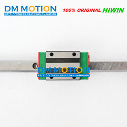 Special Links For Mikael, 100 Genuine Hiwin Hgr20 Hgr25 Rail And Carriages