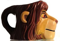 Lion King Simba Figural Mug 3d Cup New Applause Disney Before The Lion Guard