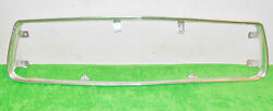 1975 1976 1977 1978 Mustang Ii Ghia King Cobra Orig Grille Outer Trim Surround