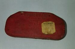 Rare Rubbermaid Unknown Item Old Patent J.l. Hudson Co. Price Tag 2601
