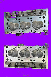 2 Ford F150 Mustang 3.8 Ohv Cylinder Heads 96-98 Cast F65e F75e Only Rebuilt