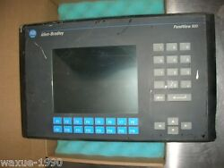 1pcs Used Allen Bradley 2711-k9c1 Touch Screen Tested
