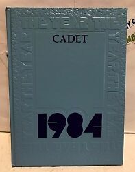 Cadet 1984 Southern California Military Academy Signal Hill. Used. Rare. Great