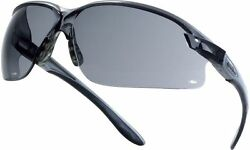 Bolle Axis Axpsf Safety Glasses Smoke Lens - 2 5 Or 10 Pairs