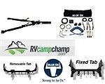 Toyota Tacoma 4wd '95-'04 Blue Ox Complete Rv Towing Package With Alpha Towbar