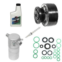 New A/c Compressor And Component Kit For S10 Blazer Sonoma