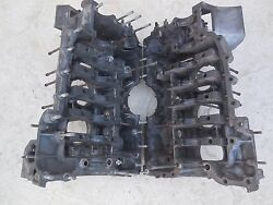 Porsche 911 T 2.2l Engine Case And03970-and03971 6115930 911/07