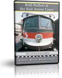 Brill Bullets And The Red Arrow Lines - Sunday River Train Dvd Video