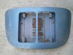 Porsche 356 T6 Coupe Twin Grill Engine Lid Used