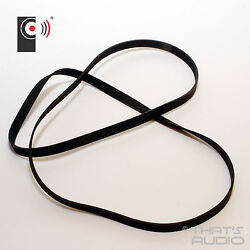 Fits Acoustic Research Ar Turntable Belt Replacement Select Model