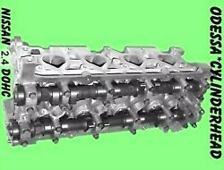 New Fit Nissan Frontier 2.4 F45 Only Dohc Cylinder Head 95-04 No Core