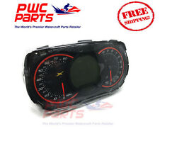 Seadoo 2010-2011 Rxt-x As Rs 260 Oem Lcd Gauge Instrument Cluster 278002763 New