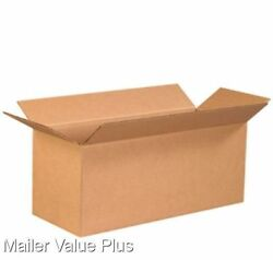 50 - 20 X 8 X 8 Corrugated Shipping Boxes Packing Storage Cartons Cardboard Box