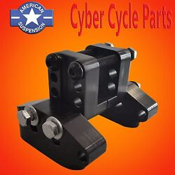 2015-2021 Road Glide Adjustable Faring Mount For 26, 30, 32 Inch Wheels Fm-15
