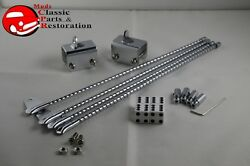 Cat Whisker Custom Curb Feelers Finder White Dice Ends Truck Hot Rat Street Rod