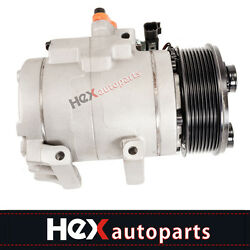 A/c Compressor Fits Ford F-series Expedition Lincoln Navigator Mark Lt 67192