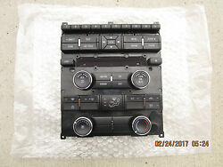 10 - 12 FORD TAURUS SEL DASH CLIMATE CONTROL RADIO CD PLAYER FACE PLATE ONLY NEW