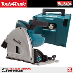 Makita Sp6000j1 240v Plunge Cut Circular Saw 165mm With Makpac Connector Case