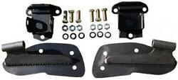 1949-51 Ford Passenger Car Engine Conversion Mounts - Small Block Chevy