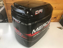 1997 Mercury Optimax 200 Hp V6 Outboard Engine Hood Top Cowl Cover Freshwater Mn