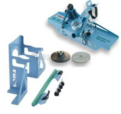Chamfer Machine Sigma Simple Bevel Tiling Bevel 36a4pd + Fixing Kit 36c4