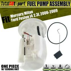 Electric Fuel Pump Module Assembly For Ford Fusion Mercury Milan 06-09 I4 E2459m
