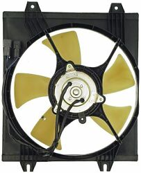 Dorman Oe Solutions Radiator Fan Assembly Without Controller 620-317