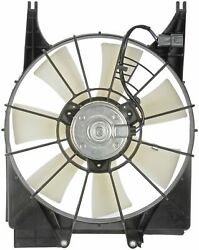 Dorman Oe Solutions Radiator Fan Assembly Without Controller 620-278