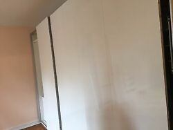 Ikea Wardrobe- Pax Customize In A Very Good Condition/very Lightly Use/