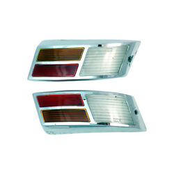 Mercedes Benz Used Original Excellent Condition Set Of Tail Lights Set 220 W187