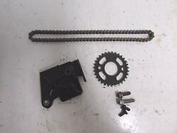 Bmw S1000r S1000 S 1000 R 2013 2014 2015 2016 Water / Oil Pump Chain And Sprocket
