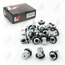 20x WHEEL NUTS CLOSED WITH PLASTIC RING M12 x 15 for Honda
