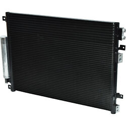 New A/c Condenser For Charger 300 Challenger Magnum