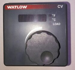 Watlow CVC2HH02000700A temperature controller tested type J