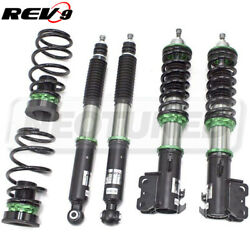 Rev9 Hyper-Street Coilovers For Acura TL 1999-03 Twin-Tube Design Adjustable