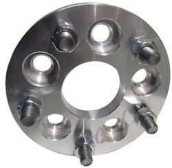 5x100 To 5x5 / 5x127 Usa Made Wheel Adapters 1.5 Thick 12x1.5 Studs X 4 Spacers