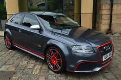 Audi Rs3 3 Door Body Kit For Audi A3 8p 2010 Onwards Tuning Facelift Conversion