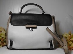 Marc By Marc Jacobs Sheltered Island Color Block Top Handle Satchel Handbag*NEW* $219.99