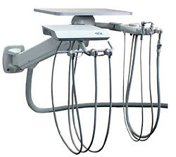 Beaverstate 3 Handpiece Rear-Delivery Wall-Mount Unit